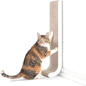 best scratching posts for cats 4CLAWS Wall Mounted Scratching Post