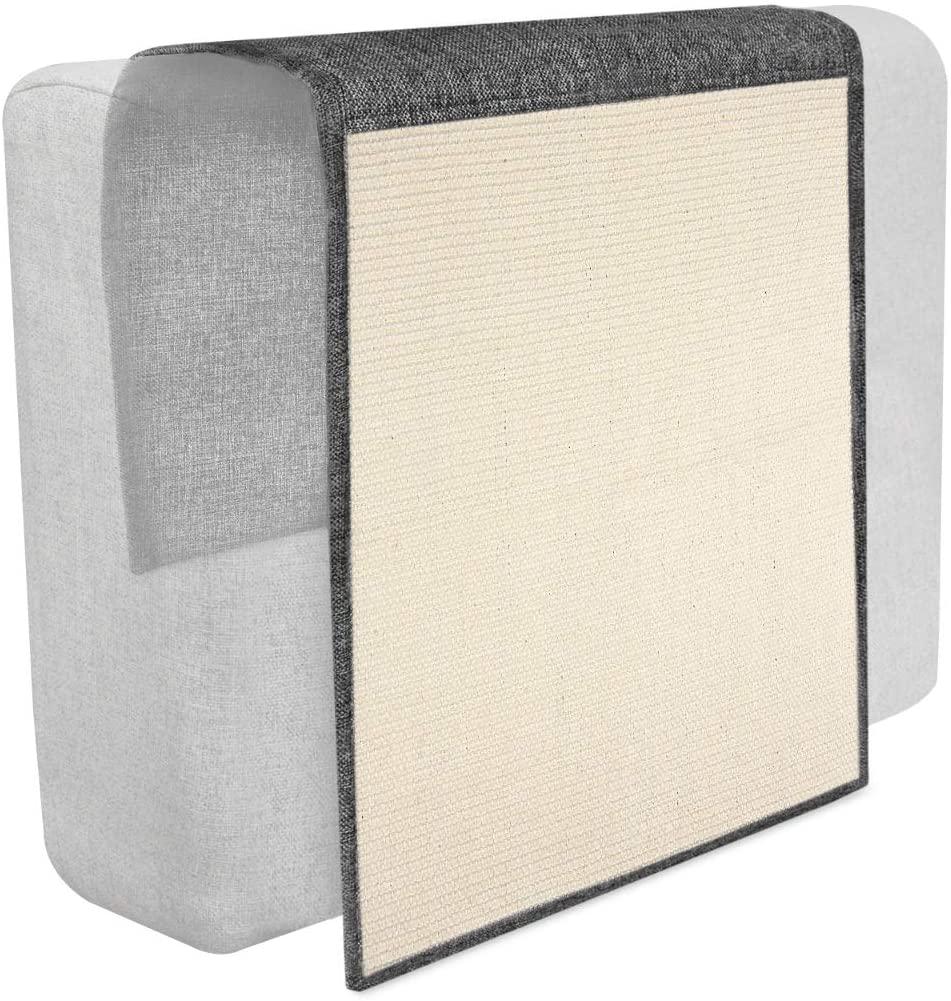 best scratching posts for cats Navaris Cat Scratch Mat Sofa Shield