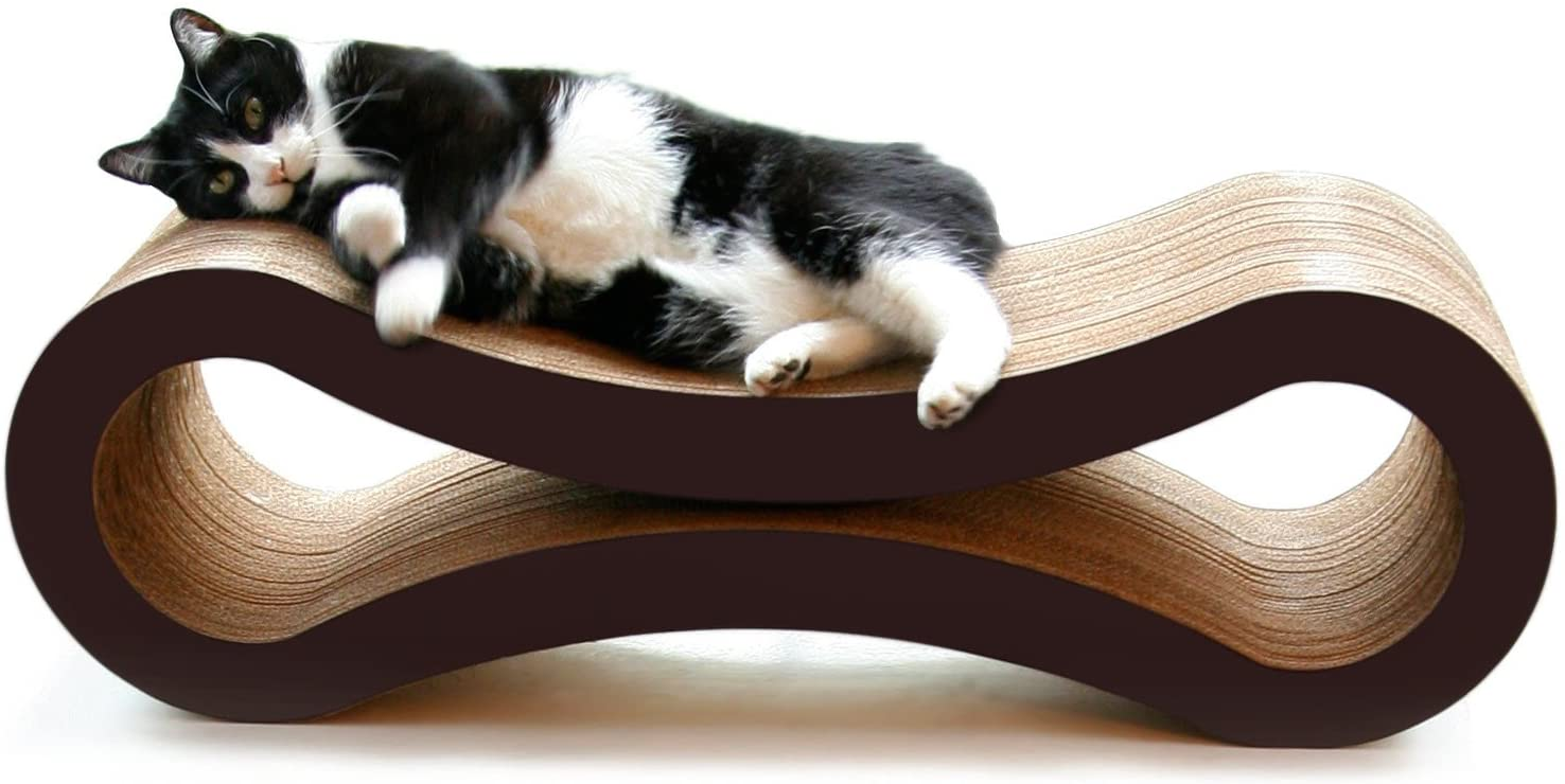 best scratching posts for cats PetFusion Ultimate Cat Scratcher Lounge